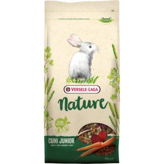 Храна за зайчета Versele Laga Cuni Nature Junior, 700 гр.