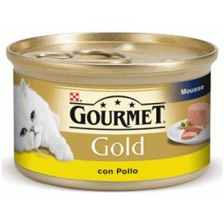 Gourmet Gold пастет Пиле 0.85 gr