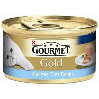 Gourmet Gold пастет Океанска риба 85 gr