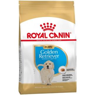 Суха храна ROYAL CANIN GOLDEN RETRIEVER PUPPY за Голдън ретривър до 15 м, 3 kg