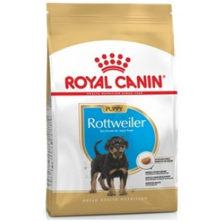 Суха храна ROYAL CANIN ROTTWEILER PUPPY за ротвайлер до 18 м, 3 kg