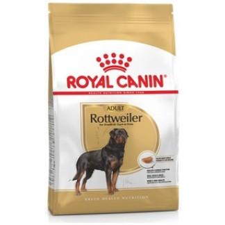 Суха храна ROYAL CANIN ROTTWEILER ADULT за ротвайлер над 18 м, 12 kg