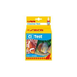 Тест за хлор SERA CL TEST, 15 ml