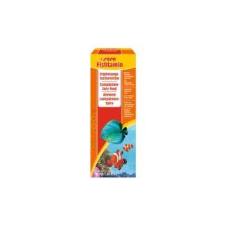 Витамини за рибки SERA FISHTAMIN, 15 ml