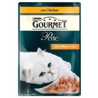 Gourmet Perle Мариновани филенца с Пиле 85g