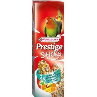 Лакомство за средни папагали стик с плодове VERSELE LAGA STICKS BIG PARAKEETS EXOTIC FRUIT, 2 бр