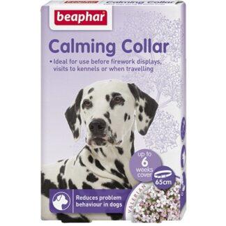 Успокояващ нашийник за кучета BEAPHAR CALMING COLLAR