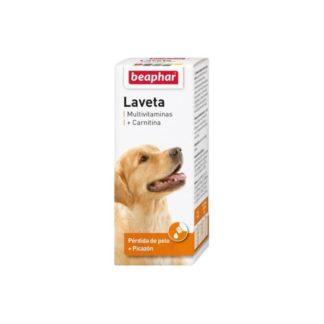 Витамини за кучета BEAPHAR LAVETA за козина, капки 50 ml