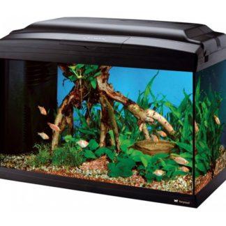 Оборудван аквариум Ferplast CAYMAN 50 PROFESIONAL BLACK, 40 л