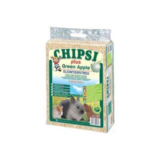 Chipsi 60 L Green apple - талаш с аромат на ябълка