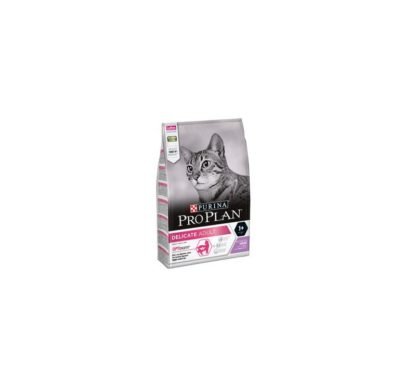 Суха храна PRO PLAN DELICATE OPTIRENAL ADULT за котки над 1 г. с пуйка, 10 kg