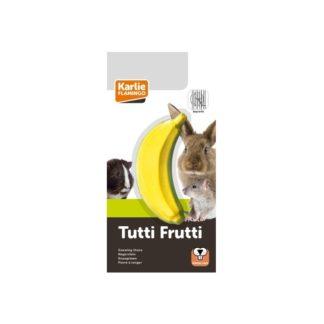 Минерално камъче KARLIE TUTTI FRUTTI BANANA банан, 7 cm