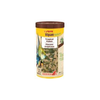 Храна на люспи SERA VIPAN NATURE, 1000 ml