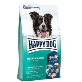 Суха храна HAPPY DOG FIT & VITAL MEDIUM ADULT за кучета над 12 м от едри породи