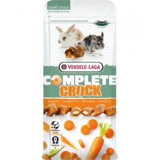 Бисквитки с пълнеж от моркови VERSELE LAGA CROCK COMPLETE CARROT, 50 g