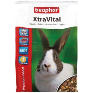 Храна за зайчета BEAPHAR XTRA VITAL RABBIT, 2,5 kg