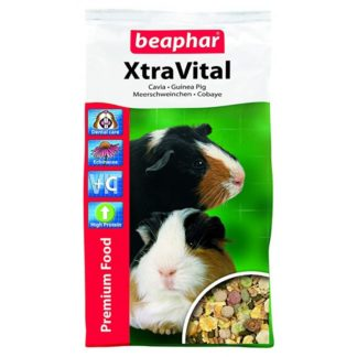 Храна за морски свинчета BEAPHAR XTRA VITAL GUINEA PIG, 1 kg