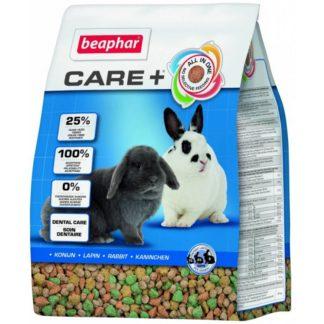 Храна за зайци BEAPHAR CARE+ SUPER PREMIUM, 1,5 kg