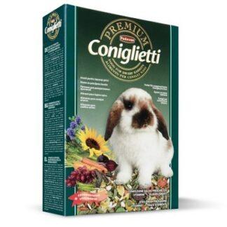 Храна за зайци PADOVAN PREMIUM CONGLIETTI, 2 kg