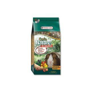 Cavia Nature Re-Balance - пълноценна храна за възрастни, капризни и живеещи у дома - 700 гр.