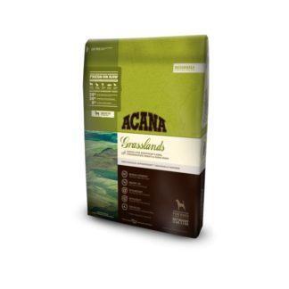 Acana Grasslands Dog /с агне, патица и щука/ - 13 кг