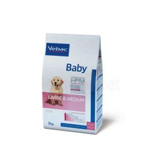 Virbac Baby Dog Large & Medium - 3 кг