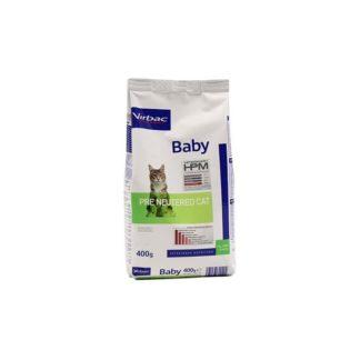 Virbac HPM Baby Pre Neutered Cat - 400 гр