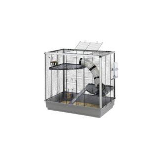 Оборудвана клетка за порчета и плъхчета FERPLAST CAGE JENNY, 80x50x79 см.