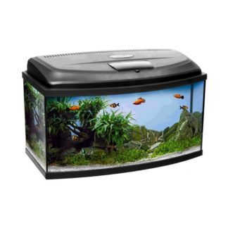 Aquael Classic 60 oval - аквариум с пълно оборудване 60/30/30 см., 45 литра