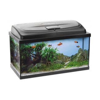 Aquael Classic 80 - аквариум с пълно оборудване 80/35/40 см., 112 литра