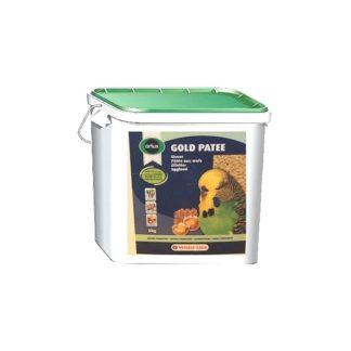 Мека яйчна храна за малки папагали VERSELE LAGA GOLD PATEE SMALL PARAKEET, 5 kg