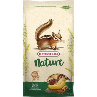 Chip Nature - пълноценна храна зa катерици 750 gr