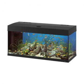 Оборудван аквариум Ferplast DUBAI 100 BLACK, 190 л