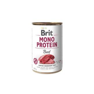 Brit Super Premium Boutiques Gourmandes Beef - хапки с говеждо месо 400 гр