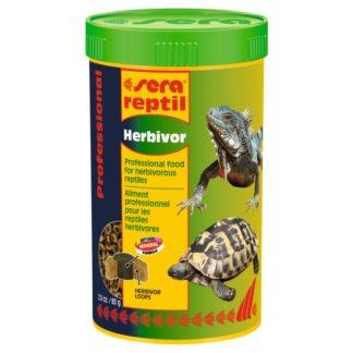 Храна за растителноядни влечуги SERA REPTIL PROFESSIONAL HERBIVOR, 250 ml