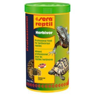 Храна за растителноядни влечуги SERA REPTIL PROFESSIONAL HERBIVOR, 1000 ml
