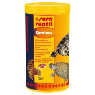 Храна за месоядни влечуги SERA REPTIL PROFESSIONAL CARNIVOR, 250 ml
