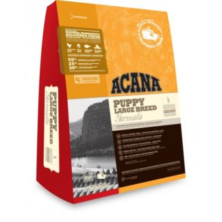 Acana Classic Puppy Large Breed - биологична храна за кучета над 25 кг. и възраст от 2 до 18 месеца 18 кг.