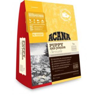 Acana Classic Puppy and Junior - биологична храна за кучета от 9 до 25 кг. до 12 месеца 13 кг