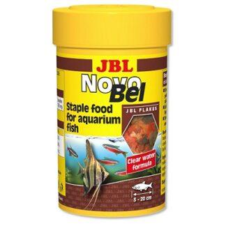 Основна храна на люспи JBL NOVOBEL за всички декоративни рибки, 100 ml