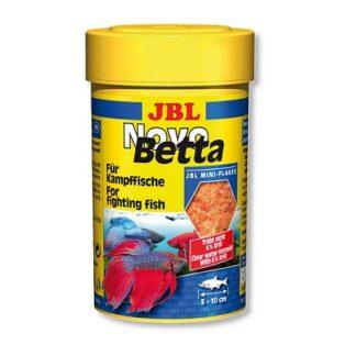 Основна храна люспи JBL NOVOBETTA за бети, 100 ml
