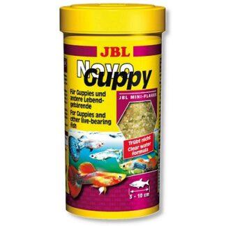 Основна храна на люспи JBL NOVOGUPPY за гупи