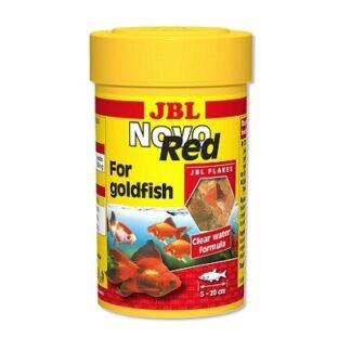 Основна храна на люспи JBL NOVORED за златни рибки