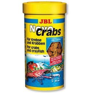Храна на гранули JBL NOVOCRABS за раци и рaкообразни, 100 ml