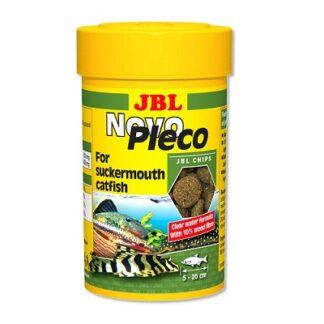 Храна JBL NOVOPLECO чипс за сомчета, 100 ml