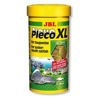 Храна JBL NOVOPLECO XL чипс за големи сомчета, 250 ml