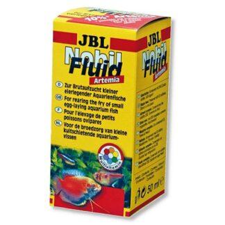 Течна храна за период на развъждане JBL NOBILFLUID ARTEMIA, 50 ml