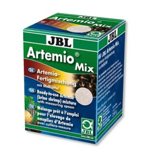 Готова смес за излюпване на артемия JBL ARTEMIOMIX яйца и сол, 200 ml