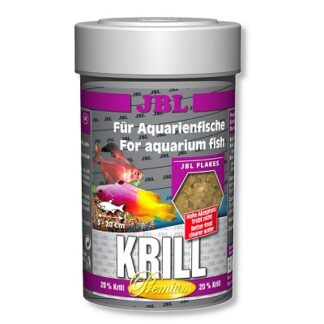 Премиум храна на люспи JBL KRILL за сладководни и морски риби