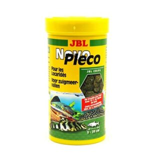 Храна JBL NOVOPLECO чипс за сомчета, 250 ml